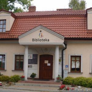 zdjęcie budynku biblioteki
