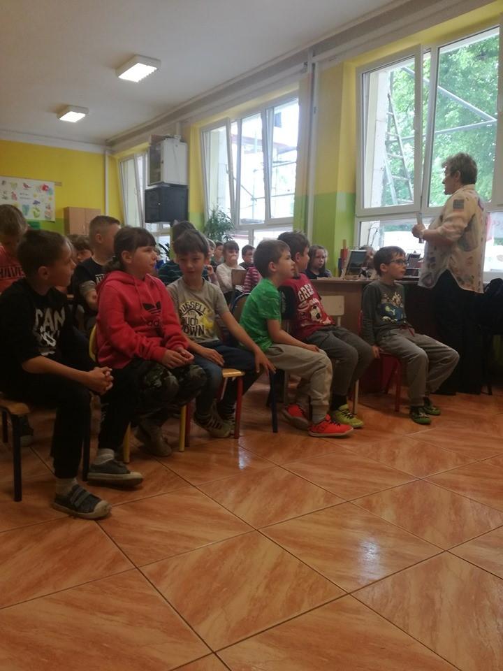 Spotkanie autorskie z Dorotą Mularczyk